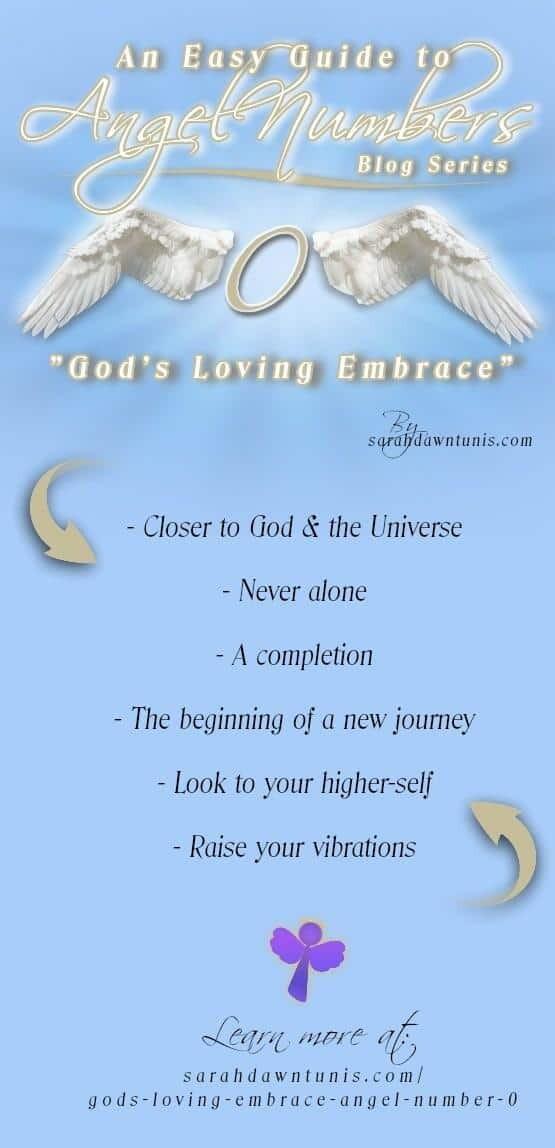 God's Loving Embrace - ANGEL NUMBER 0,00,000,0000 - Easy