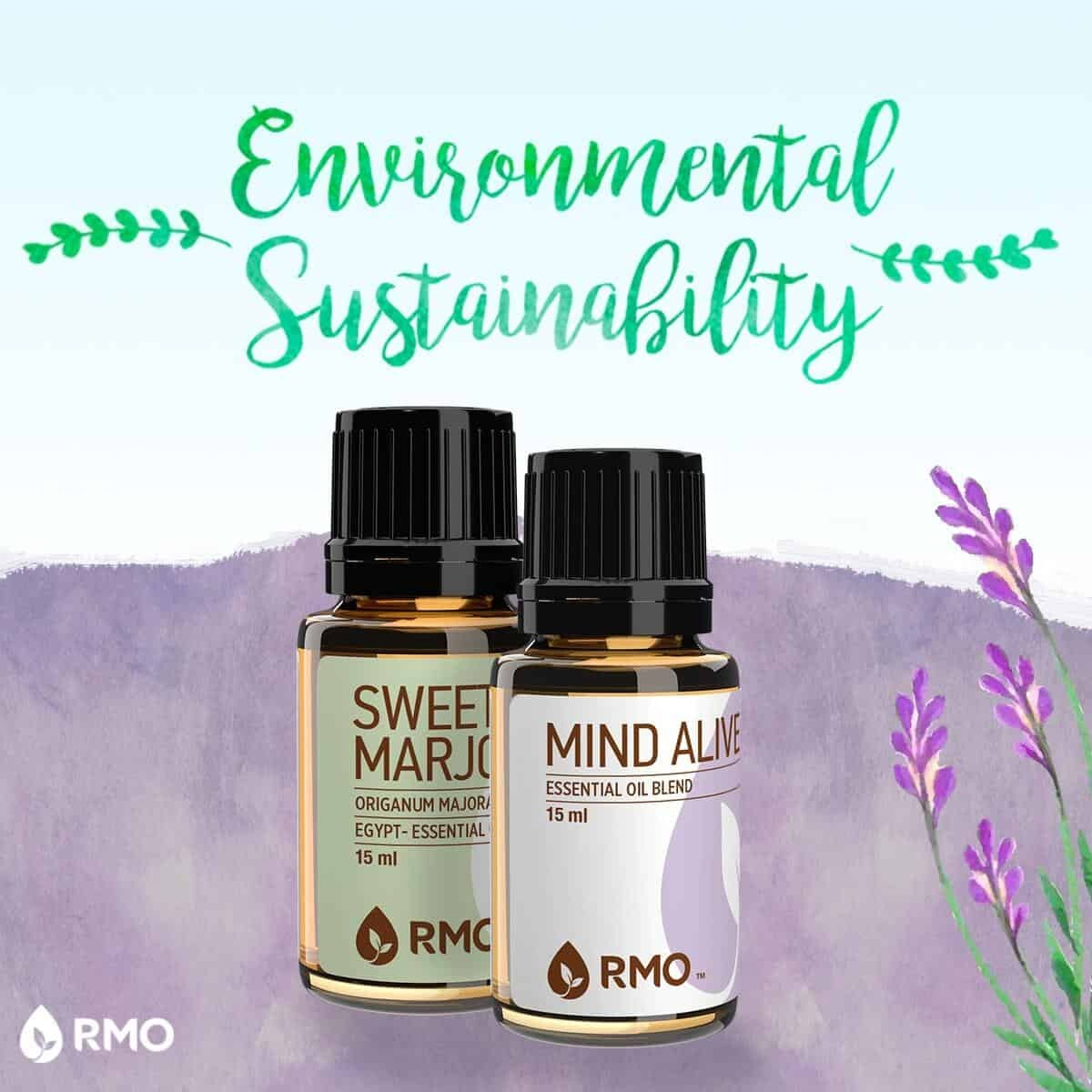 Essential Oils for Mind, Body, & Spirit ~ Rocky Mountain