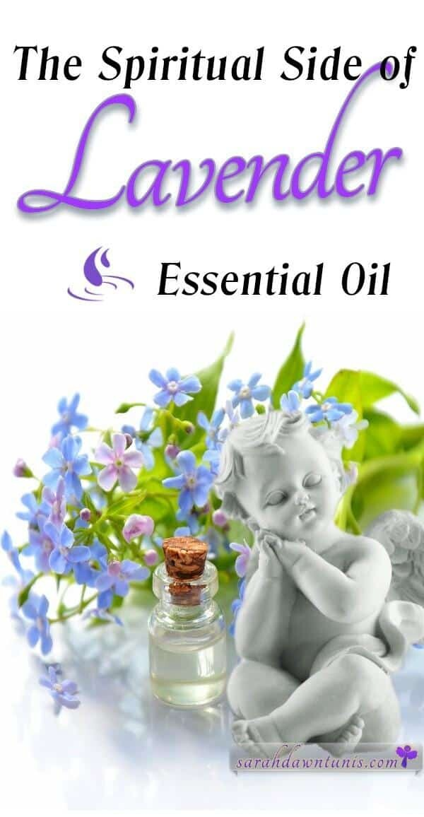 The Spiritual Side of Lavender Essential Oil ~ Sarahdawn Tunis